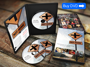 Not Home DVD & Companion Book